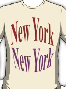 New York New York T-Shirt
