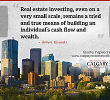 A Quotographic on Real Estate by Infographics