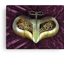 The Heart of the Empire Canvas Print