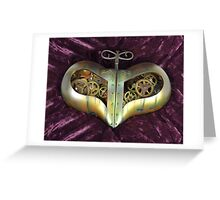 The Heart of the Empire Greeting Card