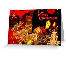 Christmas goodies... Greeting Card