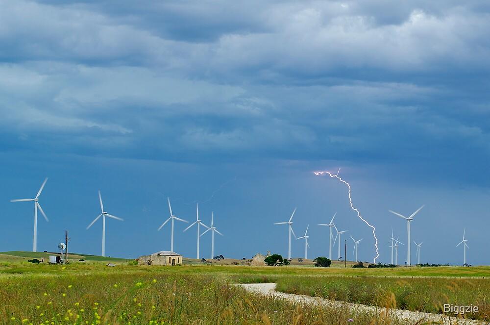 Renewable Energy by Biggzie