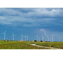 Renewable Energy Photographic Print