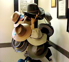 Hats-circa 1800's - Michie Tavern   ^ by ctheworld