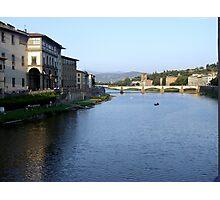 The Arno Photographic Print
