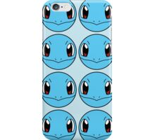 Squirtle Faces iPhone Case/Skin