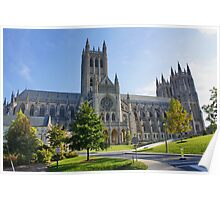 National Cathedral College, Washington DC, USA Poster