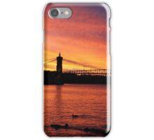 Cincinnati Sunset iPhone Case/Skin