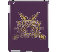Skyrim - Football Jersey - Riften Thieves iPad Case/Skin