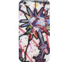 Watercolor flower iPhone Case/Skin