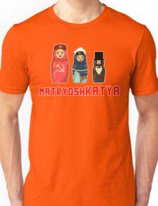 MatryoshKATYA Unisex T-Shirt