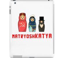 MatryoshKATYA iPad Case/Skin