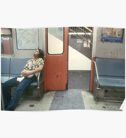 NY Subway Poster