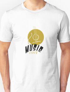 Music Lives T-Shirt