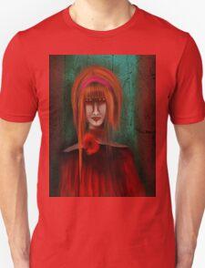 A Redhead Portrait T-Shirt