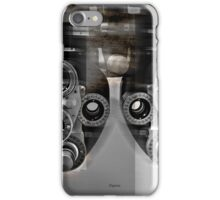 The Spectacle Maker  iPhone Case/Skin