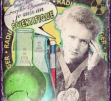 Popular Science: M. Curie (French) distressed by torg