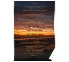 Poem entry Poster