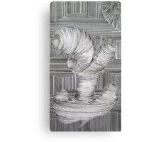 ZEN (Ink&Pen) Canvas Print
