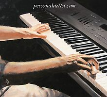 Piano Man by Laurie Bostian
