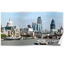 London, Ah London Poster