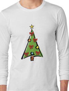 Christmas Tree 2 Long Sleeve T-Shirt