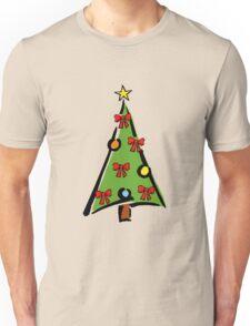 Christmas Tree 2 Unisex T-Shirt