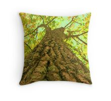 dressed Throw Pillow