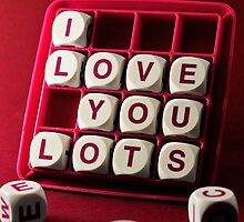 I Love You Lots by Jeff Golden