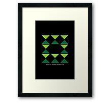 Design 172 Framed Print
