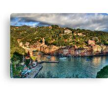 Portofino Canvas Print