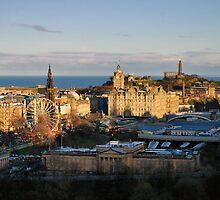 Classic Edinburgh by Andrew Ness - www.nessphotography.com