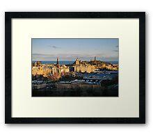 Classic Edinburgh Framed Print