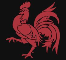 Rooster of Wallonia by sweetsixty