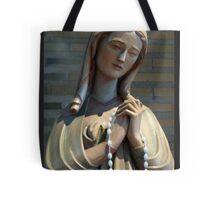 Virgin Mary Tote Bag