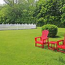 The Red Chairs by Jack Ryan
