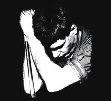 Ian Curtis by matteroftaste