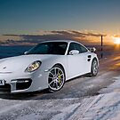 Porsche 997 GT2 by supersnapper