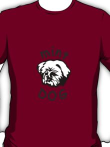 Mint Dog Maltese T-Shirt