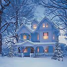 Christmas Card  by SandraWidner