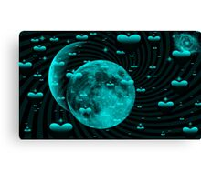 Love is everywhere-  Art + Products Design  Canvas Print