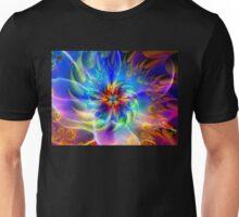 Petals of Eternal Light Unisex T-Shirt