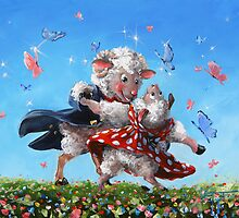 Another Dance With Ewe by Conni Togel