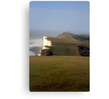 Belle Tout Lighthouse, Eastbourne Canvas Print