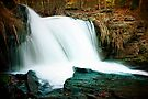Silky Torrent by Aaron Campbell