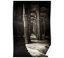 Columns Poster