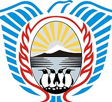 Coat of Arms of Argentine Antarctica  by abbeyz71