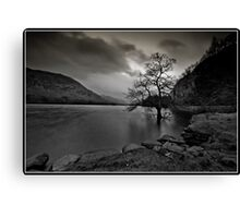Ullswater at Dawn Canvas Print