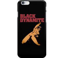 Black Dynamite iPhone Case/Skin