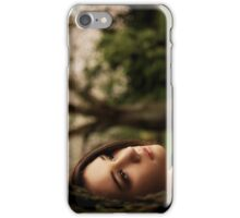 Wistfully Dreaming of You iPhone Case/Skin